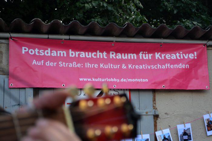 Projekte der Kulturlobby Potsdam