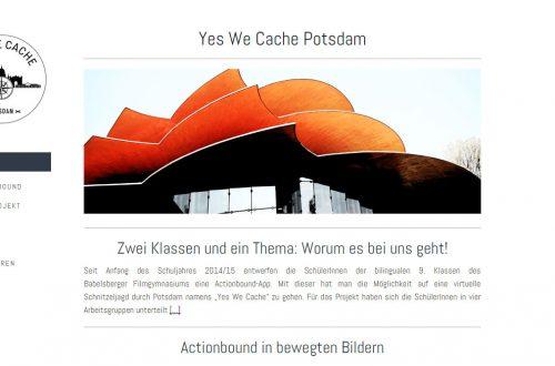 Yes We Cache Potsdam