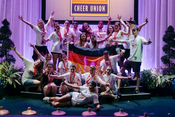 Potsdam goes Orlando