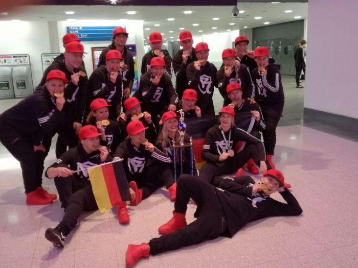 Wir holen den Cup nach Potsdam