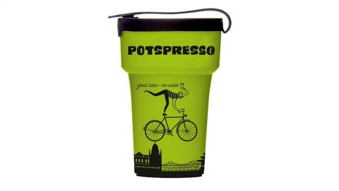 PotsPresso – der Pfandbecher für Potsdam