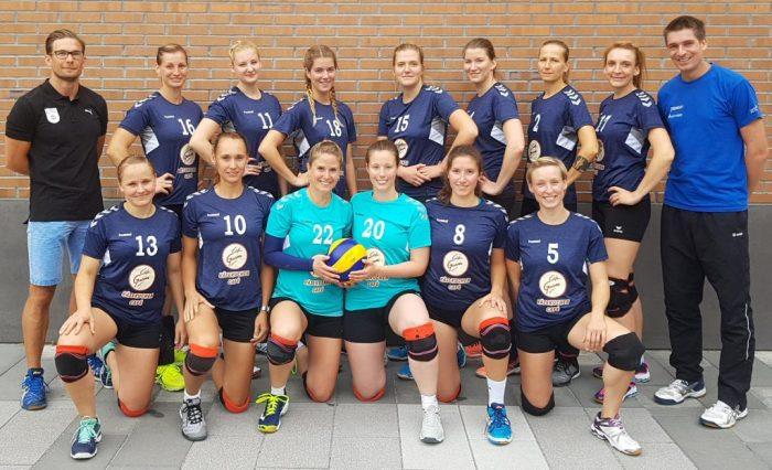 """Volleyball Dritte Liga – """"Wir sind gekommen, um zu bleiben"""