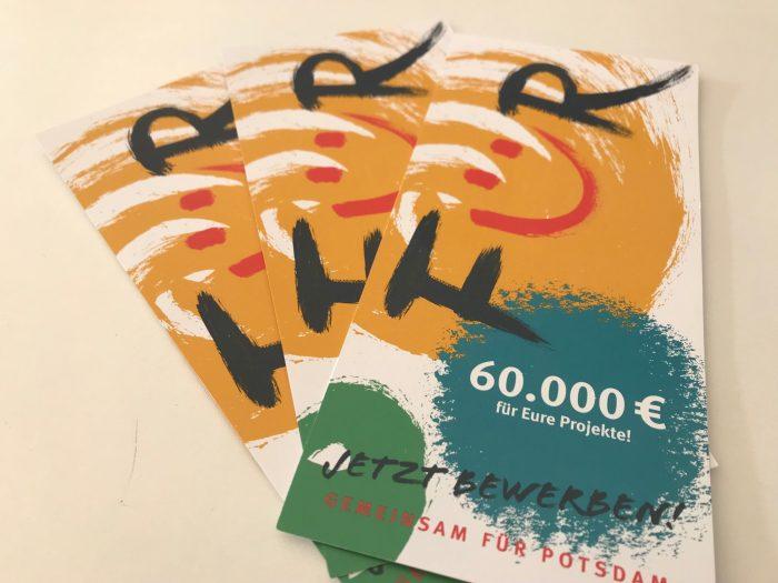 60.000 Euro Fördermittel – Noch 7 Tage Zeit, sich zu bewerben