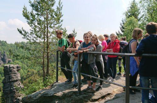Naturfreundejugend Brandenburg – Freiwillige unterstützen!