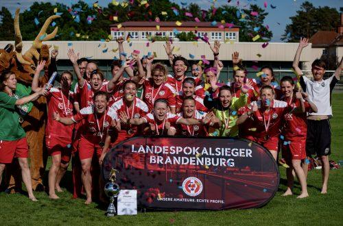 Fußball Verbindet – Mädchenfußball und Frauen-Regionalliga in Babelsberg