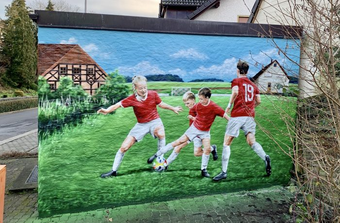 Graffiti-Projekt Babelsberg 74