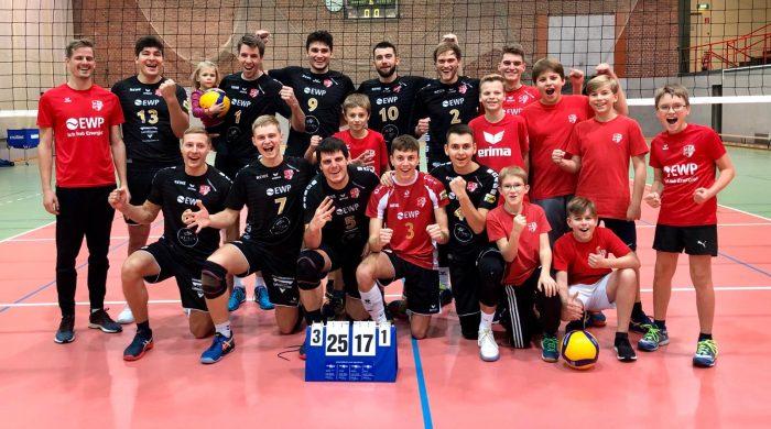 Potsdams beste Volleyballer – Mit der Jugend für Furore sorgen