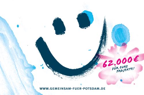 62.000 Euro für Potsdamer Projekte